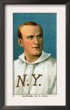 New York City, NY, New York Giants, Bull Durham, Baseball Card Posters