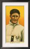 New York City, NY, New York Giants, Hooks Wiltse, Baseball Card Posters