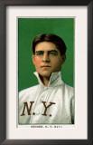 New York City, NY, New York Giants, Jake Weimer, Baseball Card Prints