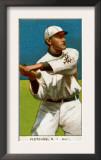 New York City, NY, New York Giants, Art Fletcher, Baseball Card Prints