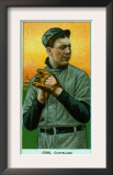 Cleveland, OH, Cleveland Naps, Addie Joss, Baseball Card Posters