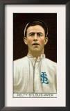 St. Louis, MO, St. Louis Browns, Barney Pelty, Baseball Card Prints