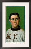 New York City, NY, New York Giants, Hooks Wiltse, Baseball Card Print