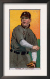 St. Louis, MO, St. Louis Browns, Hobe Ferris, Baseball Card Prints
