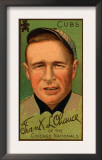 Chicago, IL, Chicago Cubs, Frank J. Chance, Baseball Card Prints