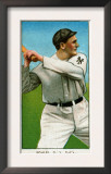 New York City, NY, New York Giants, Admiral Schlei, Baseball Card Poster