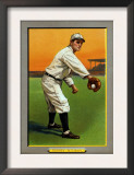 New York City, NY, New York Giants, Fred Tenney, Baseball Card Posters