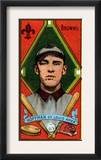 St. Louis, MO, St. Louis Browns, Daniel J. Hoffman, Baseball Card Art