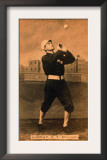 Chicago, IL, Chicago White Stockings, Billy Sunday, Baseball Card Prints