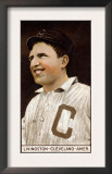 Cleveland, OH, Cleveland Naps, Paddy Livingston, Baseball Card Prints