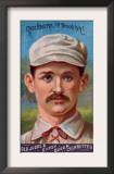 Brooklyn, NY, Brooklyn Dodgers, Bob Caruthers, Baseball Card Prints