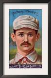 Brooklyn, NY, Brooklyn Dodgers, Bob Caruthers, Baseball Card Prints