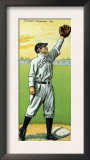 Cleveland, OH, Cleveland Naps, Torrence Turner, Baseball Card Posters