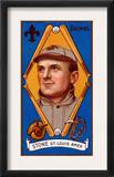 St. Louis, MO, St. Louis Browns, George Stone, Baseball Card Prints