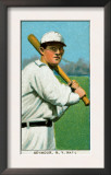 New York City, NY, New York Giants, Cy Seymour, Baseball Card Art