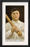 Cleveland, OH, Cleveland Naps, Henry Butcher, Baseball Card Posters