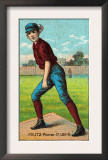 St. Louis, MO, St. Louis Browns, Dave Foutz, Baseball Card Prints