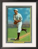 New York City, NY, New York Giants, Fred Merkle, Baseball Card Poster