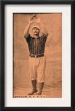 New York City, NY, New York Giants, Mike Dorgan, Baseball Card Print