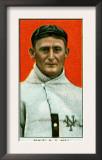 New York City, NY, New York Giants, Admiral Schlei, Baseball Card Prints