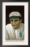 St. Louis, MO, St. Louis Browns, Robert Wallace, Baseball Card Prints