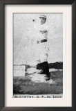 St. Louis, MO, St. Louis Browns, Tommy McCarthy, Baseball Card Prints
