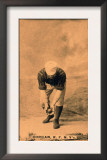 New York City, NY, New York Giants, Mike Dorgan, Baseball Card Prints