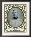 New York City, NY, New York Giants, Art Devlin, Baseball Card Posters