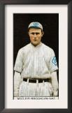 Brooklyn, NY, Brooklyn Dodgers, Otto Miller, Baseball Card Art