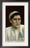 St. Louis, MO, St. Louis Browns, Earl Hamilton, Baseball Card Prints