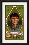 Cleveland, OH, Cleveland Naps, George T. Stovall, Baseball Card Prints