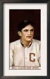 Cleveland, OH, Cleveland Naps, Neal Ball, Baseball Card Posters
