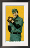 Cleveland, OH, Cleveland Naps, Rhoades, Baseball Card Prints