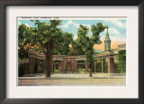 Cambridge, Massachusetts, View of the Broadway Gate Prints