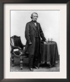 Andrew Johnson Full-Length Portrait, Civil War Prints