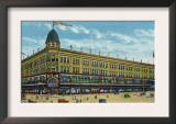 Binghamton, New York, Exterior View of the Fowler, Dick, and Walker Department Store Posters