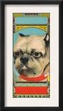 Bulldog Tobacco Label Posters