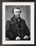 General U.S. Grant Portrait, Civil War Prints
