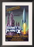 Journey to Planet X Prints