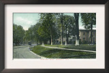 Middletown, Connecticut, View of South Main Street Prints