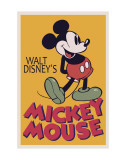 Mickey Mouse Pósters