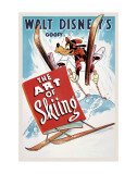 The Art of Skiing Affiches