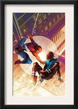 Spider-Man: The Clone Saga 1 Cover: Spider-Man and Scarlet Spider Prints by Pasqual Ferry