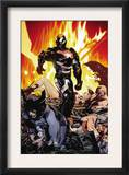 Dark Reign: Lethal Legion 3 Cover: Iron Patriot Prints by Tommy Lee Edwards