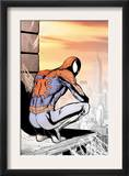 Spider-Man: Swing Shift Directors Cut Cover: Spider-Man Poster by Phil Jimenez