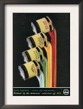 1950&#39;s Dulux Paint Advertisementisement Prints