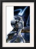 Ultimate Fantastic Four 43 Headshot: Silver Surfer Prints by Pasqual Ferry