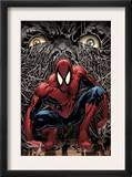 The Amazing Spider-Man 553 Cover: Spider-Man Art by Phil Jimenez