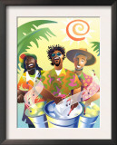 Steel Drum Band Posters