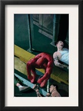 Daredevil 504 Cover: Daredevil Poster by Esad Ribic